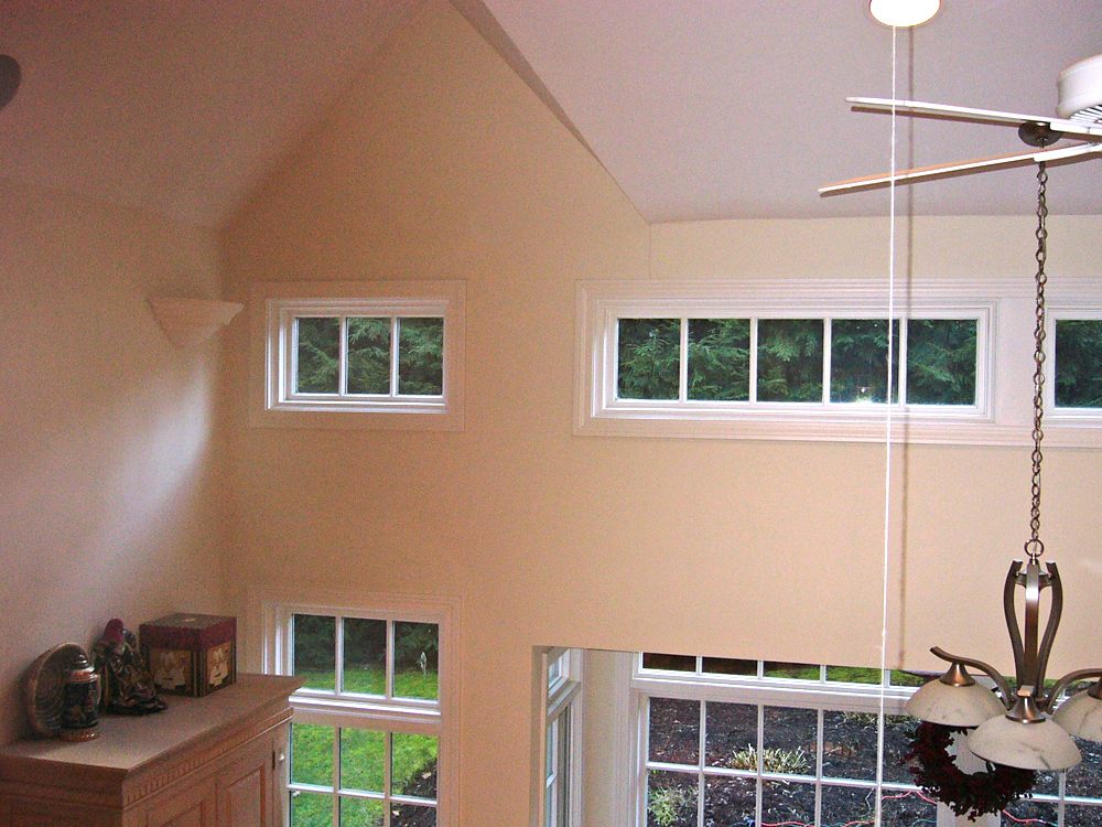 Custom Windows and Ceilings!