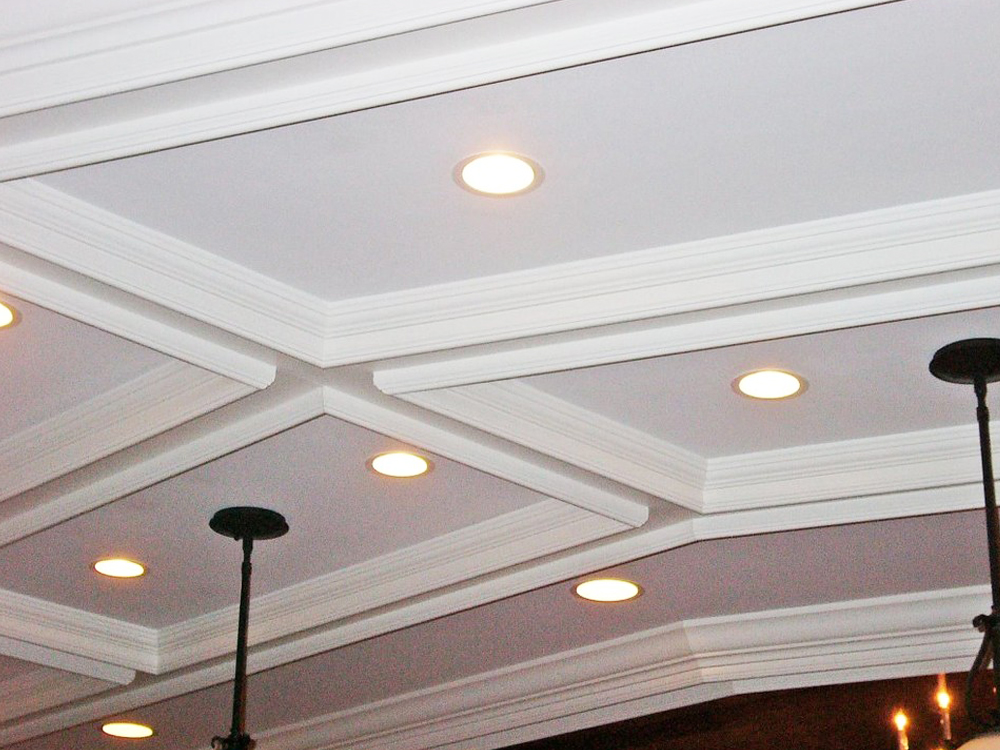 The possibilities with Don Wright are limited only by your imagination. The elegance of this ceiling is unmatched by other contractors!